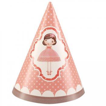 8 Chapeaux Petite Ballerine