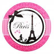 4 Sets de Table ludiques Paris �l�gance
