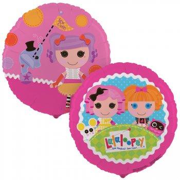 Ballon Mylar Lalaloopsy