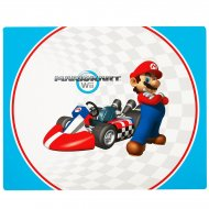 4 Sets de Table ludiques Mario Kart Wii