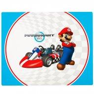 4 Sets de Table ludiques Mario Kart Wii