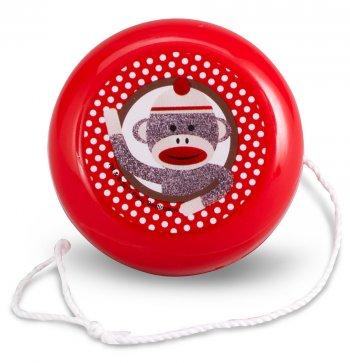 Yo-Yo Sock Monkey