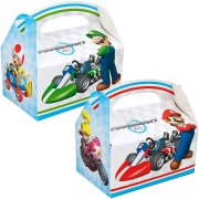 4 Boîtes Cadeaux Mario Kart Wii