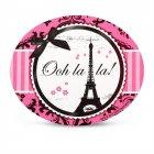 4 Grands Stickers Paris Élégance