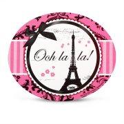 4 Grands Stickers Paris �l�gance