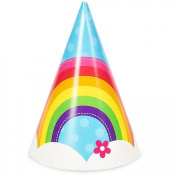 8 Chapeaux Rainbow Party