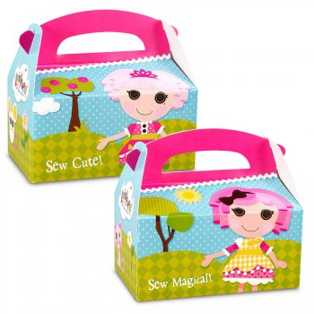4 Boîtes Cadeaux Lalaloopsy
