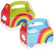 4 Boîtes Cadeaux Rainbow Party
