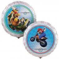 Ballon Mylar Mario Kart Wii