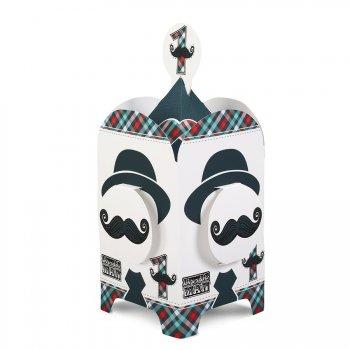 Centre de Table Little Man Moustache 1rst