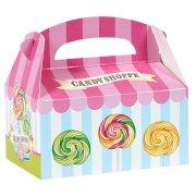 4 Bo�tes Cadeaux Candy Shoppe