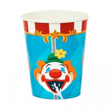 8 Gobelets Carnaval Circus