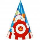 8 Chapeaux Carnaval Circus