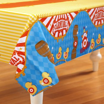 Nappe Carnaval Circus