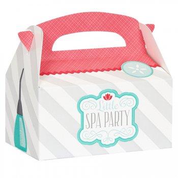 4 Boîtes Cadeaux Little SPA Party