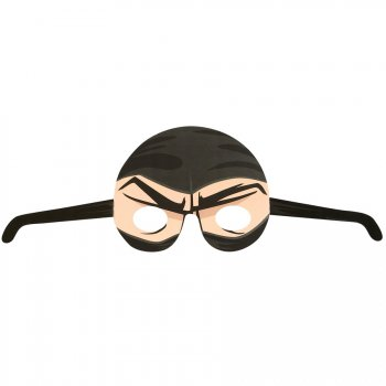 8 Masques Lunettes Ninja Party
