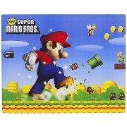 4 Sets de table ludiques Super Mario Bros