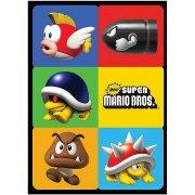 Stickers Super Mario Bros