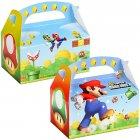 4 Boîtes cadeaux Super Mario Bros