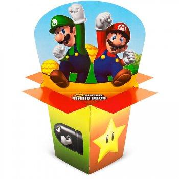 Centre de table Super Mario Bros