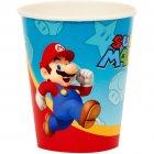8 Gobelets Super Mario & Luigi