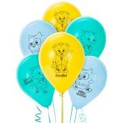 6 Ballons Le Village de Dany