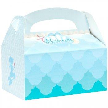 4 Boîtes cadeaux Sirène Mermaids