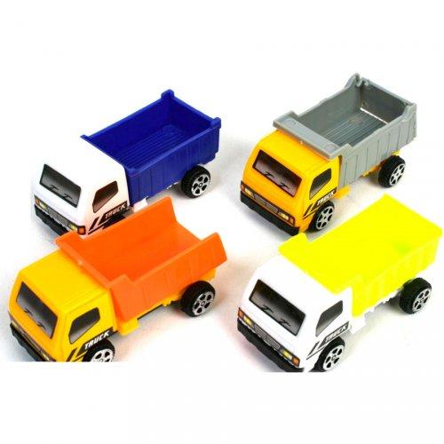 1 Camion de Chantier (7 cm) - Plastique