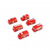 1 Camion de Pompier 67 cm) - Plastique