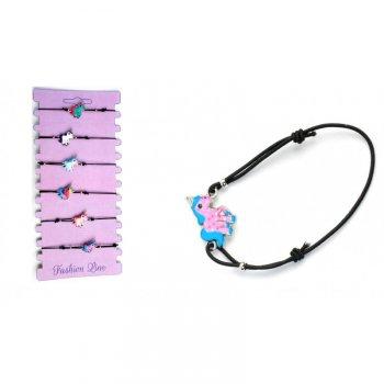 1 Bracelet Licorne Fashion