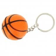 1 Porte clé Ballon de Basket (3,5 cm)