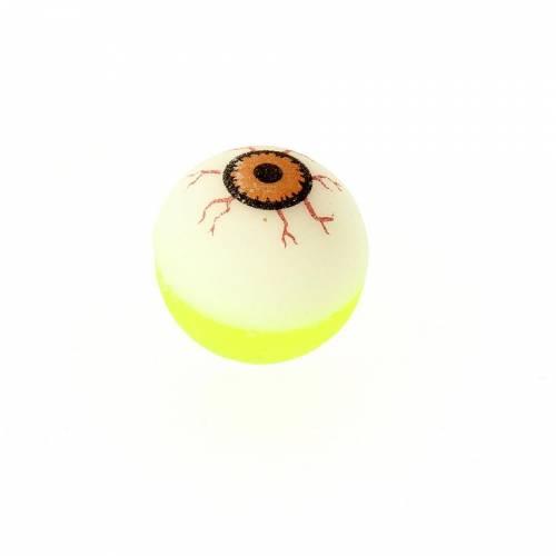 1 Mini Balle Rebondissante Oeil (3 cm)