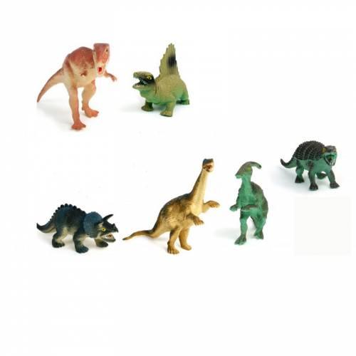 Figurine Dino plastique (12-14 cm)