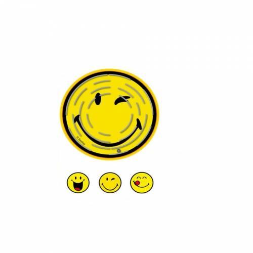 Jeu de Patience Smiley (5 cm)