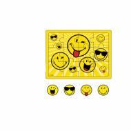 Mini Puzzle 25 Pièces Smiley (12 cm)