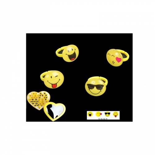 1 Bague Smiley
