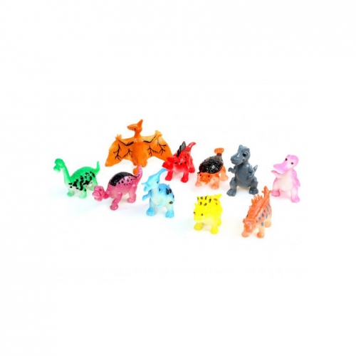 Figurine Dino Humoristique - 5 cm