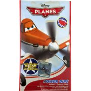 Sucette Poudre pétillante Planes avec sticker