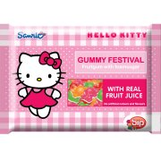 Bonbons fruités Hello Kitty