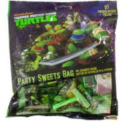 Bonbons Party Tortue Ninja