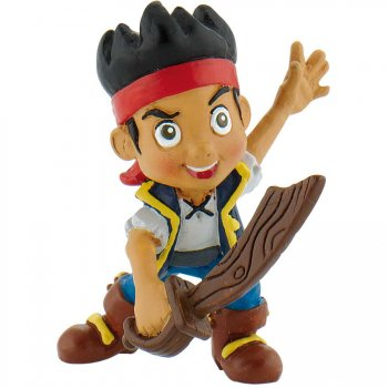 Figurine Jake le Pirate