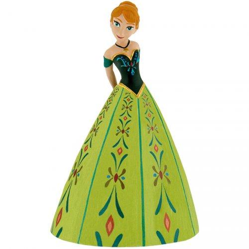 Figurine Anna Robe Verte