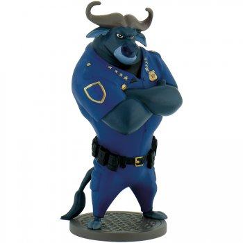 Figurine Chef Bogo (Zootopie)