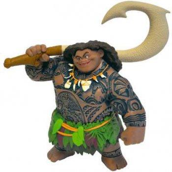 Figurine Demi Dieu Maui (14 cm) - PVC