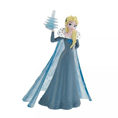 Figurine Elsa Les Aventures d Olaf - Plastique