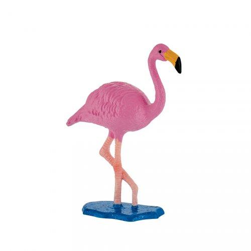1d41b226ecc50 Figurine Flamant Rose - Plastique pour l'anniversaire de votre ...