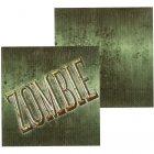 12 Serviettes Zombie Party