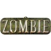 D�coration murale Zombie en PVC (55 cm)