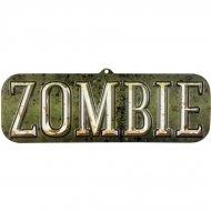 Décoration murale Zombie en PVC (55 cm)