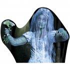 Décoration Mariée Zombie Party (68 cm)